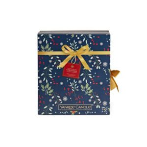 Candle Advent Calendar 2021 Yankee Candle Book votive