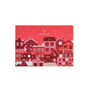 Discover The Body Shop advent calendar 2021, a unique selection of 25 beauty products, favorite collections including bestsellers in skincare, deliciously scented body and bath care, makeup and much more.