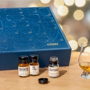 Adult advent calendar - Drinks by the Dram World Whisky