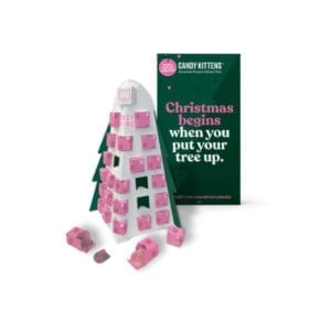 Foodie advent calendar 2021 - Candy Kittens