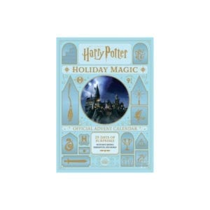 Harry Potter: Holiday Magic: The Official Advent Calendar 2021