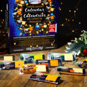 foodie advent calendar 2021 ilchester cheese